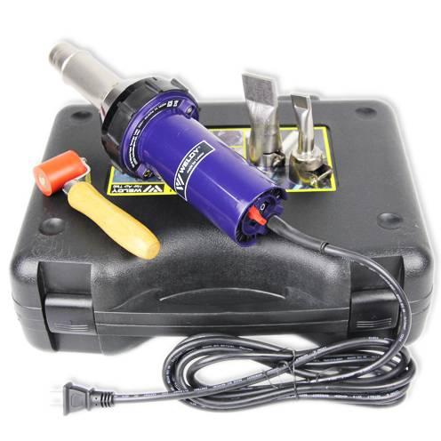 Leister hot air gun/Hot sale 20mm wide slot nozzle 3400w heat gun for banner/lightweight welder