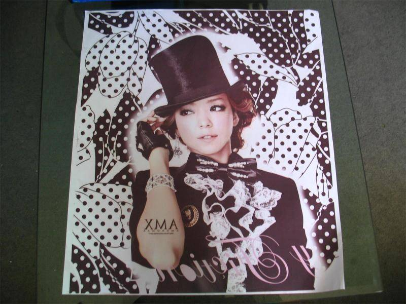 sublimated paper
