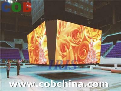 2015 big outdoor advertising screen rental equipments led display board