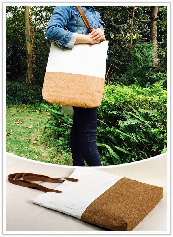 washable paper handbag