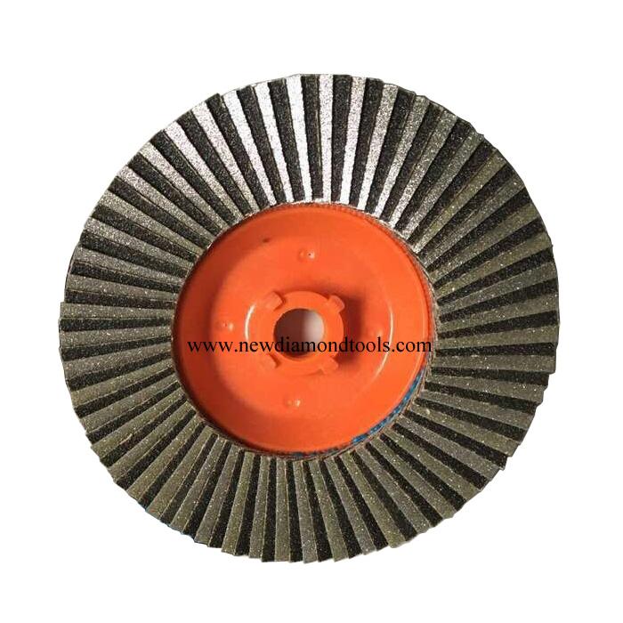 CBN Abrasive flap disc