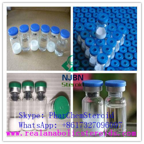 GHRP-6 CAS 87616-84-0 Fat Loss Muscle Building Peptide