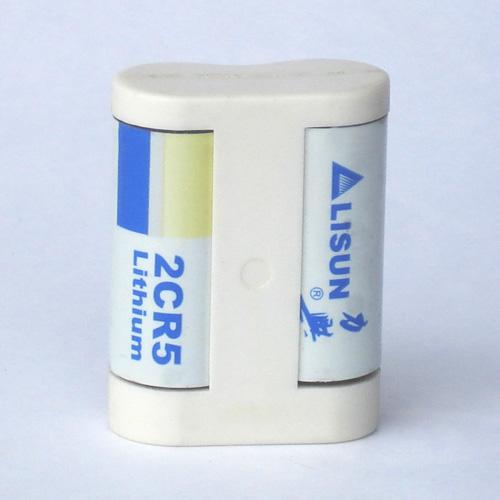 LISUN Primary lithium battery 2CR5