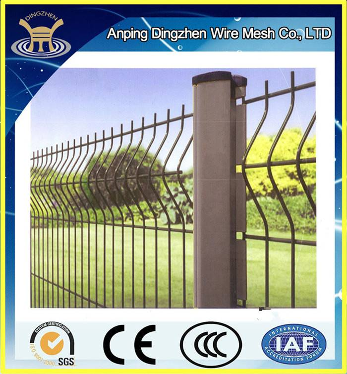 High Quality Iron Fence Supplier / Best Selling Cheap Iron Fence Manufacture