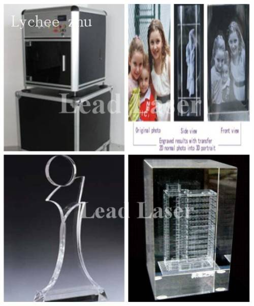 3D Crystal Engraving Machine(LD-EG-602-photo3D-A)