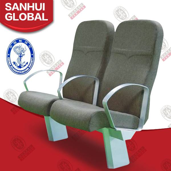 Light weight ferry seating with IMO HSC certificate for passenger vessels