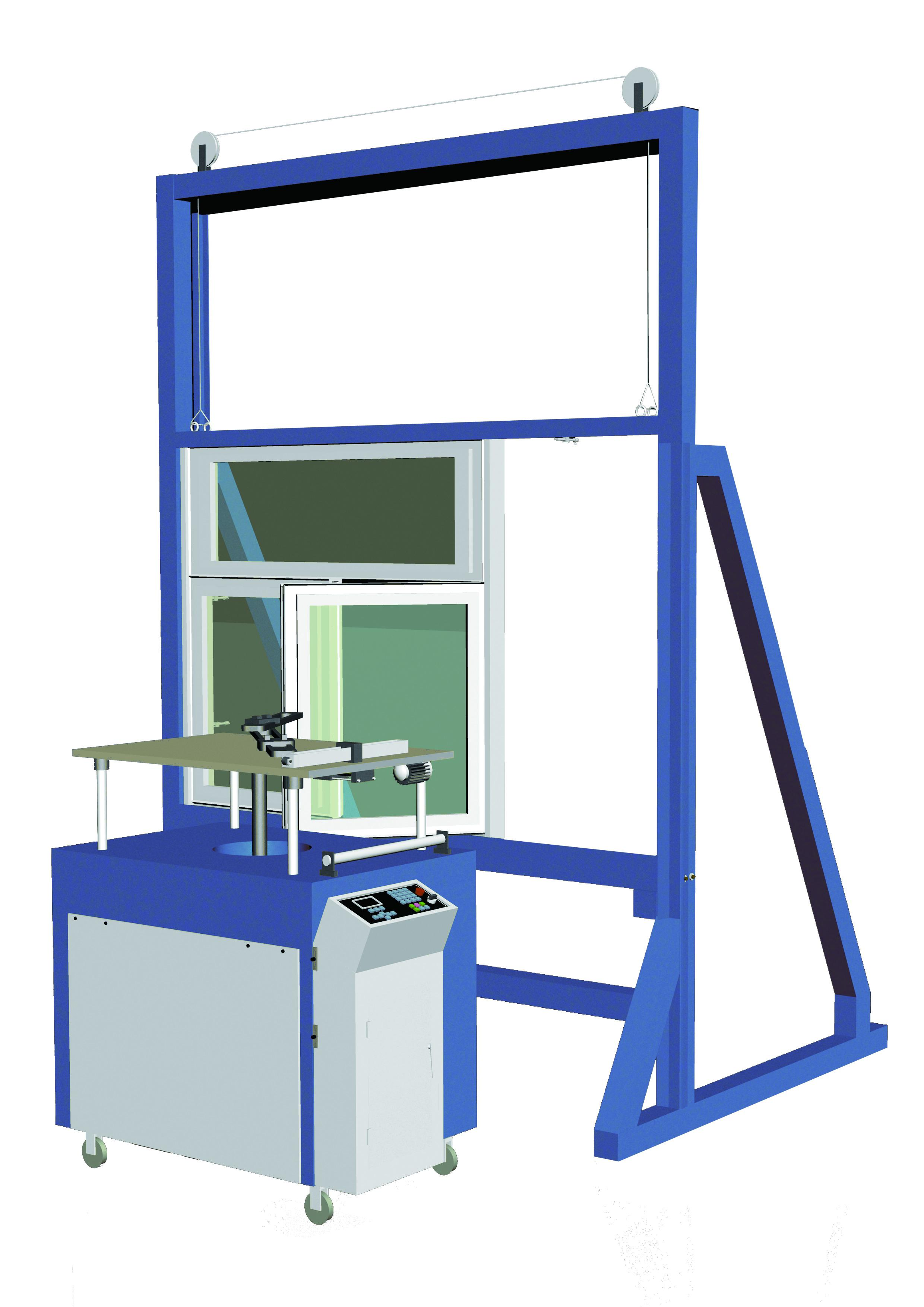 Door and Window Mechanical Property Testing Apparautus