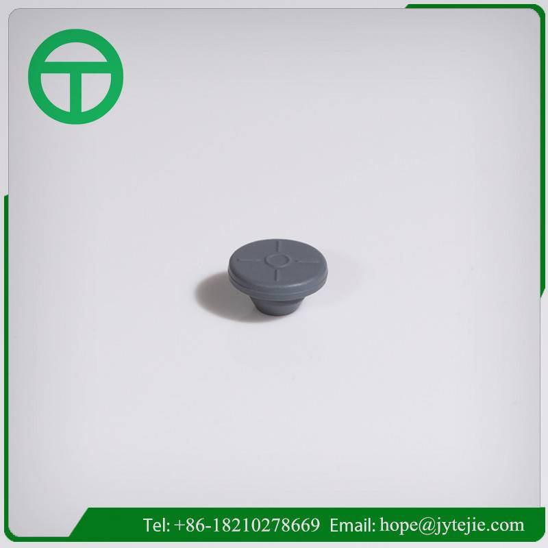 13mm Butyl Rubber Stopper for liquid and powder medicine