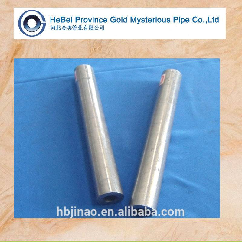 Q235 seamless steel pipe with small diameter