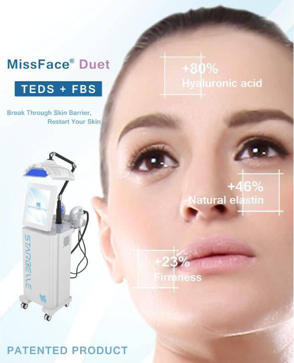 Face Fat Removal Skin Tightening Pixel RF Rebuild Young Beauty Equipment