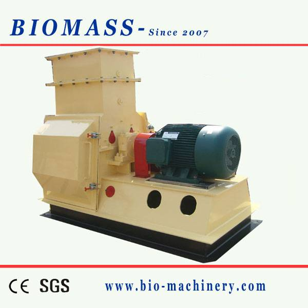Wood crusher machine price