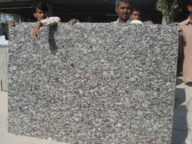 Platinum Blue Granite