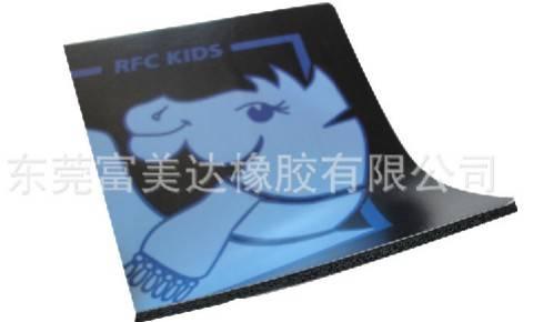 PVC mousepad, rubber+cloth mousepad,office mousepad,waterproofing mousepad
