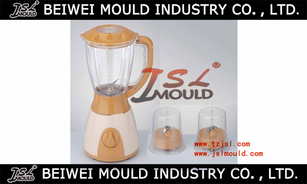 Professional Custom Plastic Injection Blender Moulding Maker