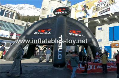 High Quality Inflatable Spider Dome Tent for Exhibition and   Party Decoration