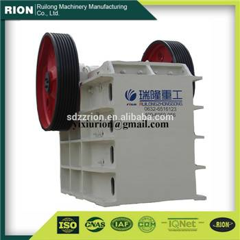 Sell well grantie crusher jaw crusher for sale