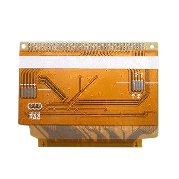 Multilayer polyimide copper flexible PCB