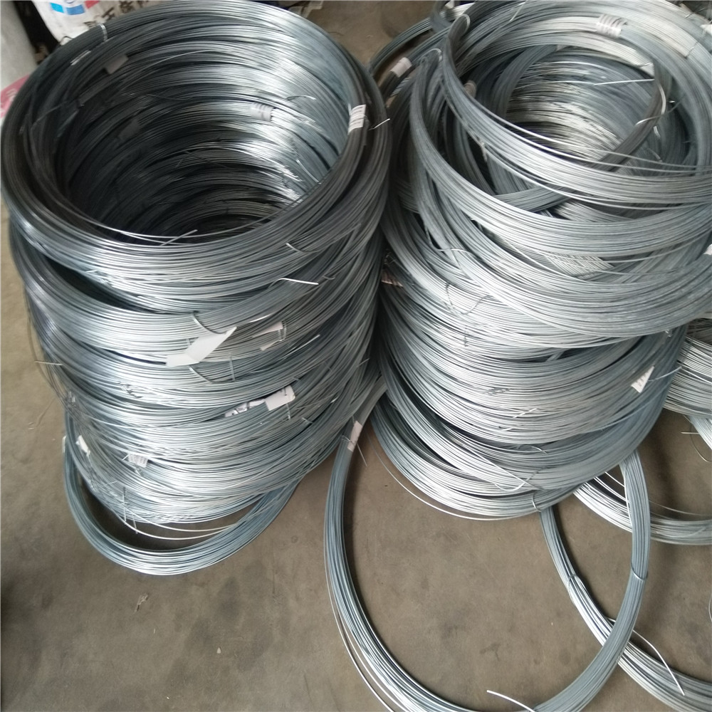 Electric/Hot Dipped Galvanized Thin Iron Wire Binding Wire