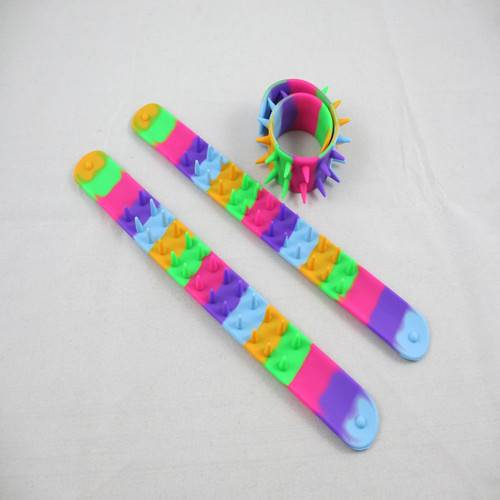 Beauty and fashion silicon wrist band for kids