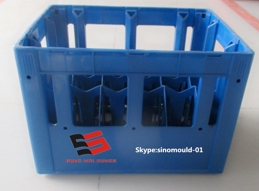 Bottle Crate Mould