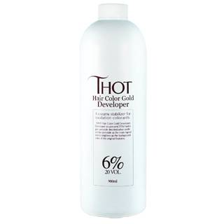 THOT HAIR COLOR GOLD DEVELOPER 6% 900ml