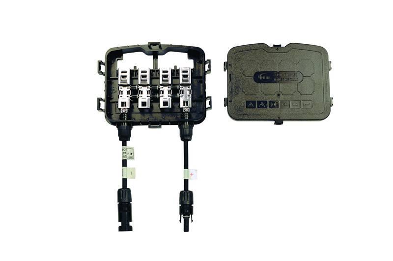 Junction Box for solar module