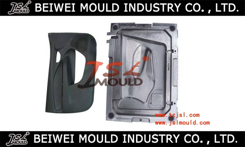 plastic injection mould for auto door panel
