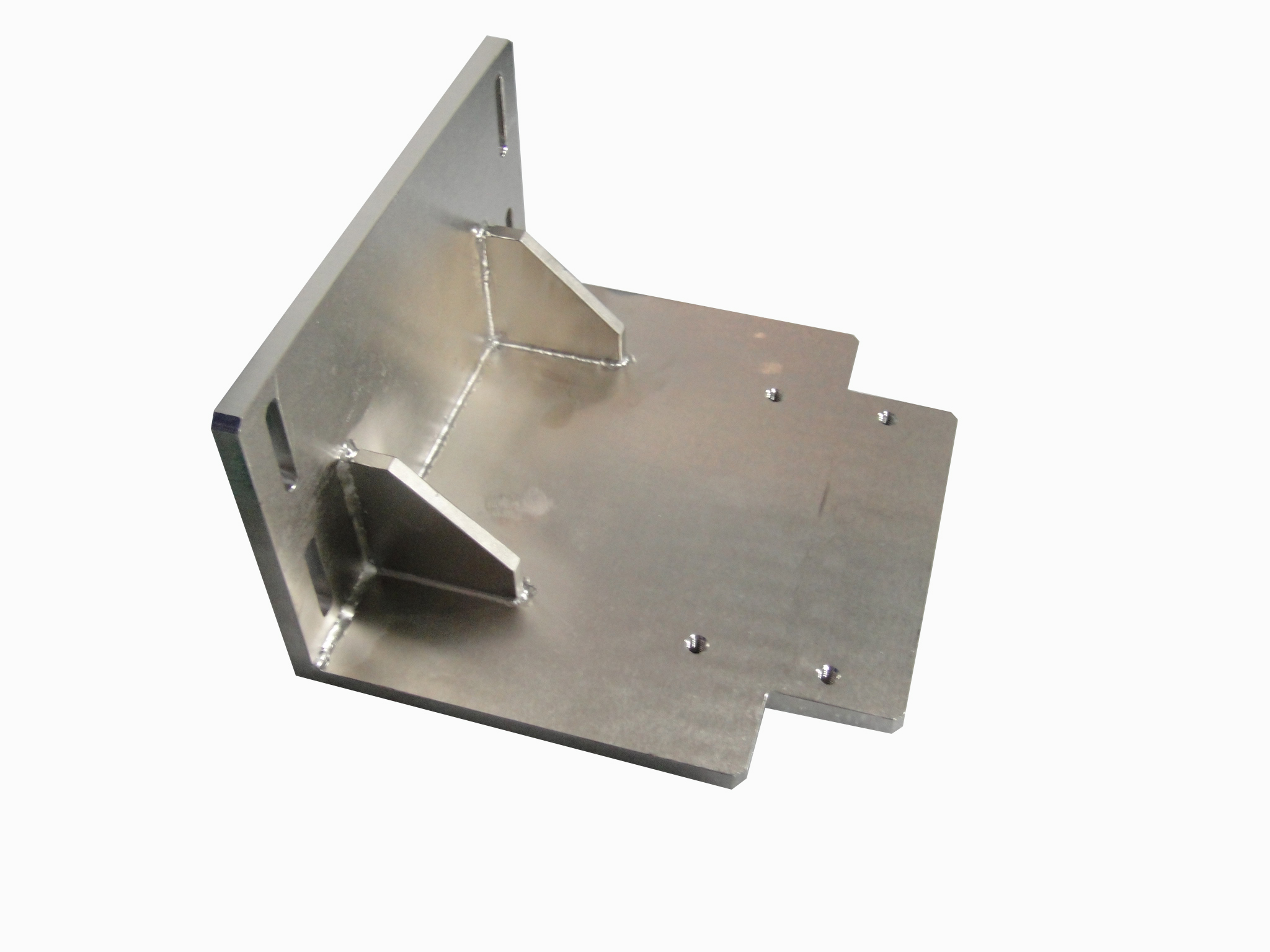 Customized parts in machining