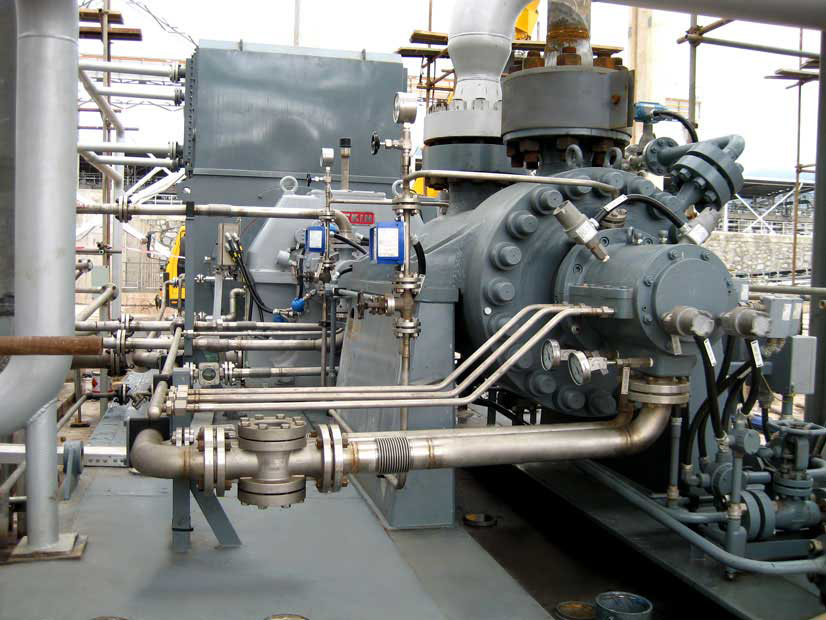 VBBT-G Horizontal, Double-Shell Structure Pump