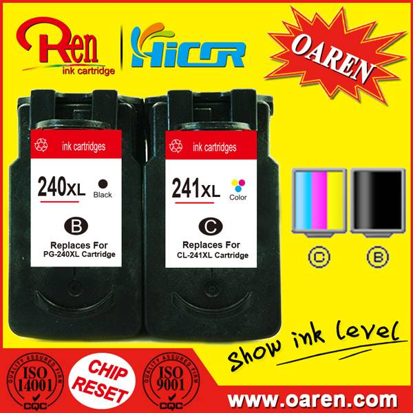Remanufactured Color Ink Cartridge CL-241XL for Canon CL241