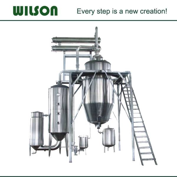 Herbal Extraction Concentration Machine