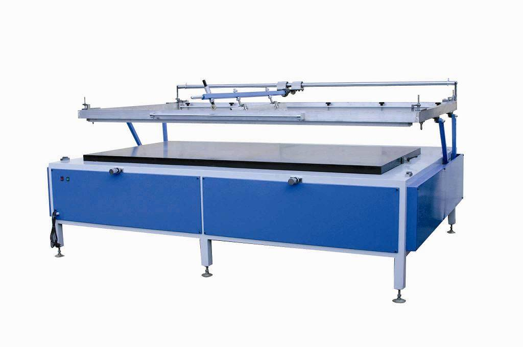 handle screen printing machine for glass