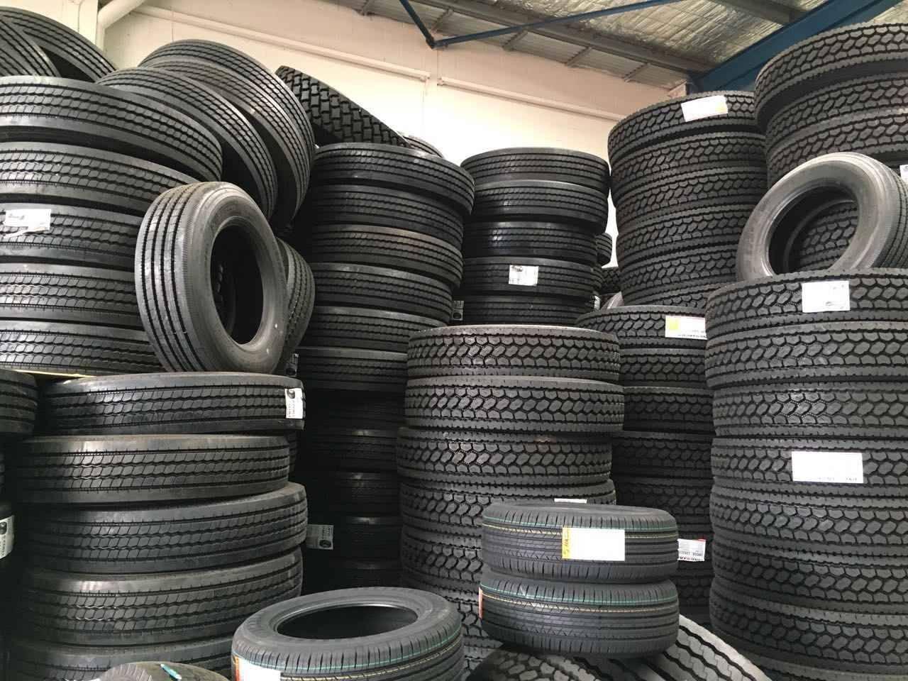 Long March Roadlux TBR Drive Radial Drive Tire