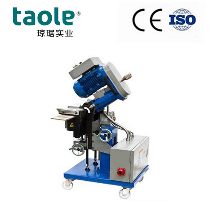 Metal Plate Eege Finishing and Deburring Machines for pre-welding