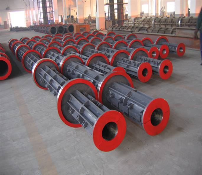 Pre-stressed Concrete Pole Steel Mould