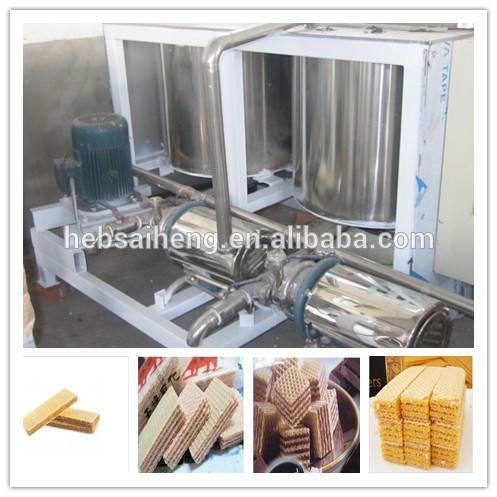 wafer biscuit machine from China