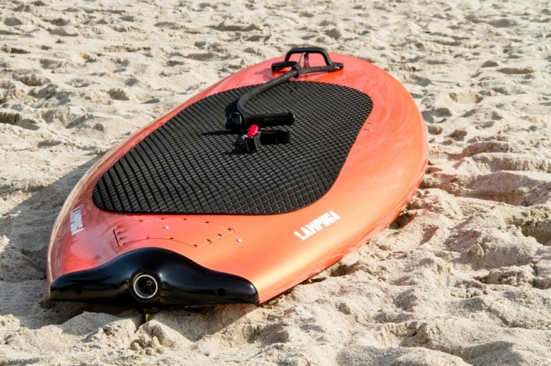 Lampuga Boost Electric Jet Surfboard