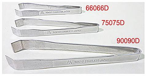 AA Stainless Steel Tweezer 66066D / 75075D / 90090D