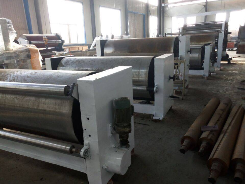 Used 5 Layer Sg 1800 Series Corrugated Paperboard Production Line/Carton Production Machinery