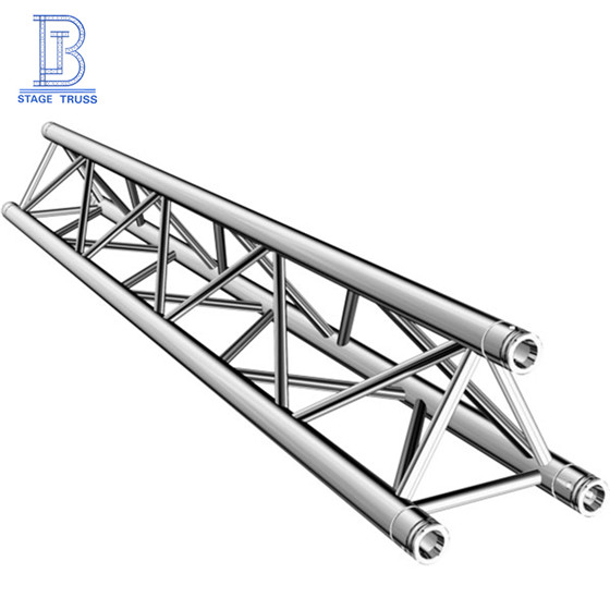 Outdoor Performance Triangle Aluminum Stage Roof Truss Structure