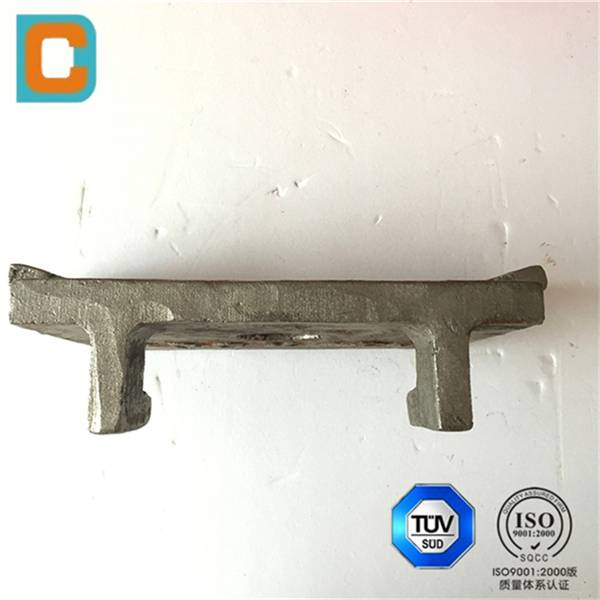 High chromium steel casting fittings used for heat processing