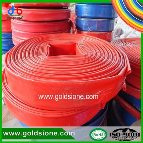 PVC Farm Irrigation/Pumping Soaker Hose