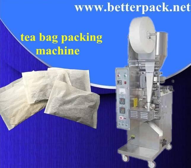 BT-40K sachet tea packaging machine