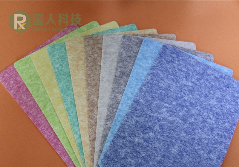 PVC Sponge Commercial Flooring-Pine Forest Series