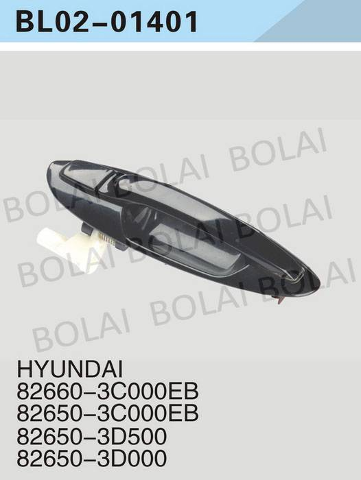 USE FOR  USE FOR HYUNDAI DOOR HANDLE 82660-3C000EB/82660-3C000EB/82650-3D500/82650-3D000