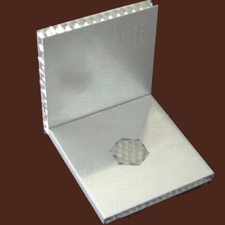 Aluminium Honeycomb Panel For Interior Or Exterior Wall Decoration