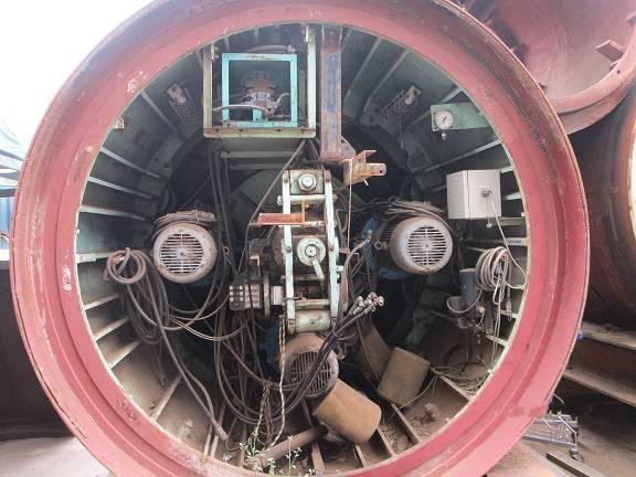 ISEKI TUNNEL BORING MACHINE