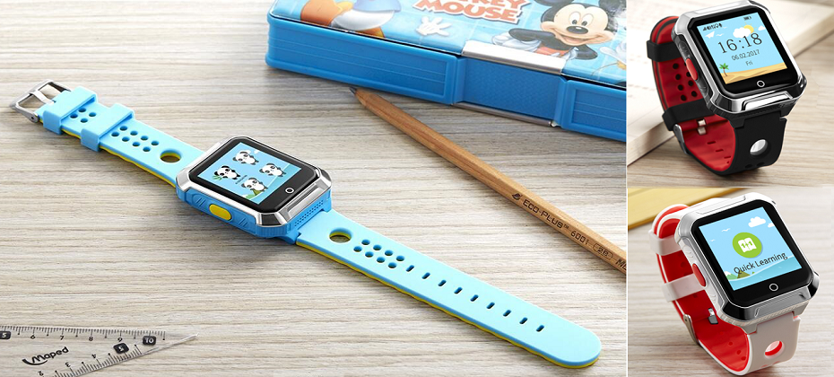 GPS watches for kid