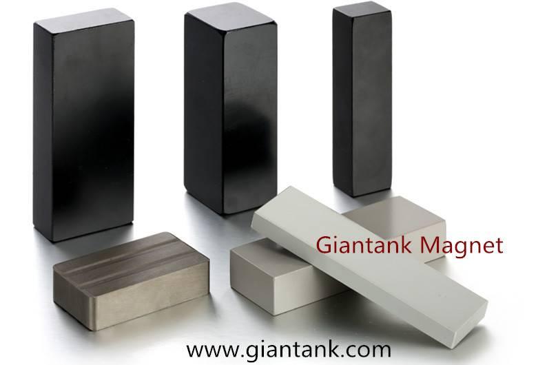 magnet,Bar magnets N28AH--N40AH for LINEAR motors