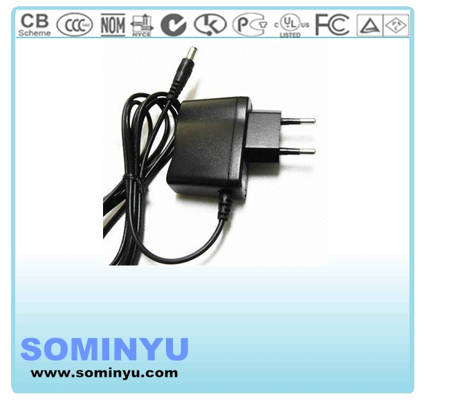 Hot Selling USA 5V 1A AC DC Power Supply